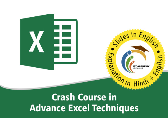 Crash Course in Advanced Excel Techniques