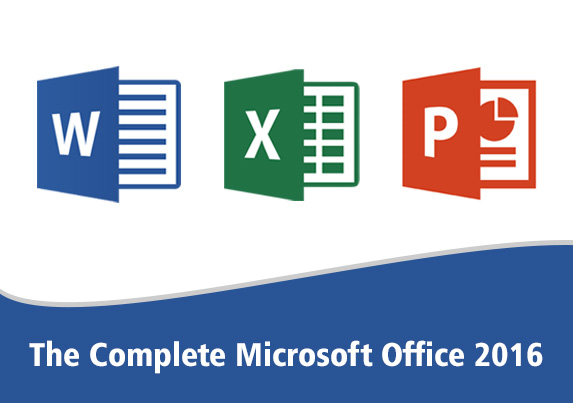 The Complete Microsoft Office 2016